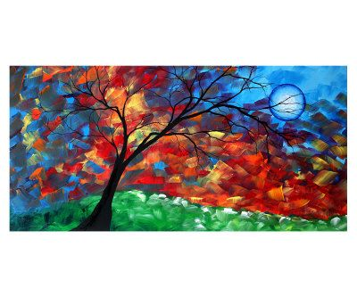 "Beautiful work! ""Warm Wind Blowing"" by Megan Aroon Duncanson"