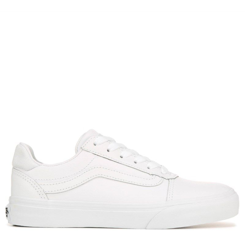 Ward Deluxe Leather Low Top