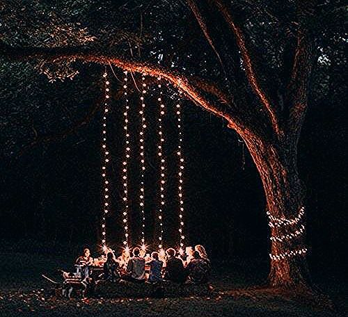 Photo of Welcome Warmer Weather With These Patio String Light Ideas