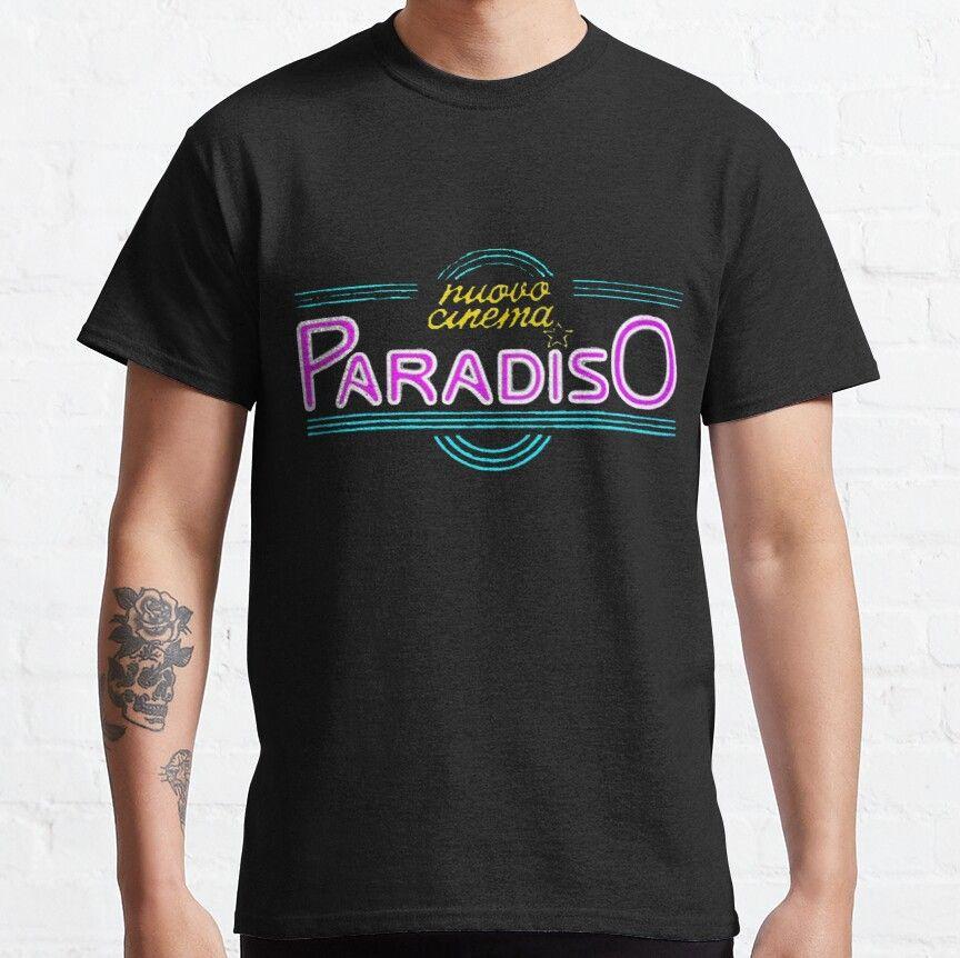 Nuovo Cinema Paradiso Classic T-Shirt