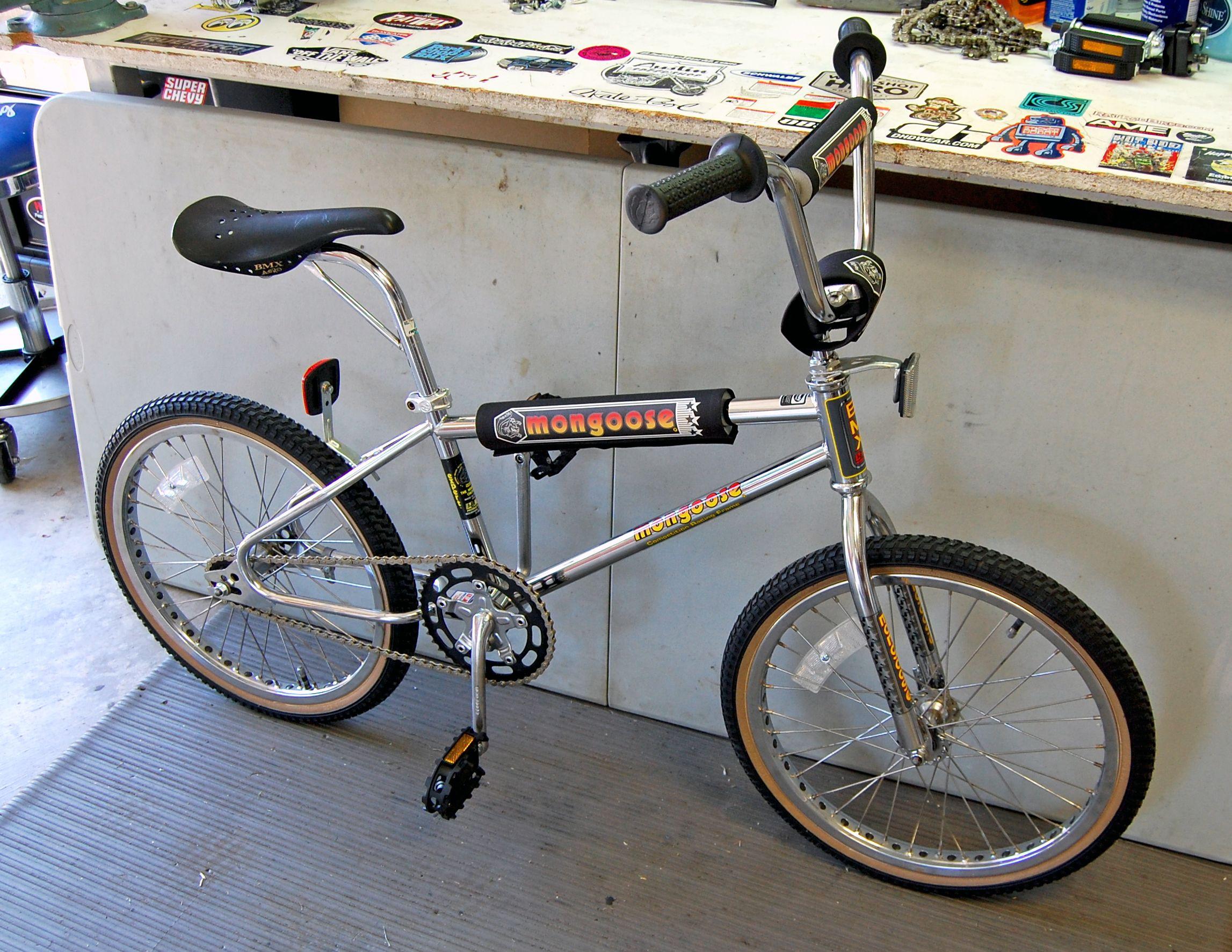 Vintage Mongoose Bmx 30