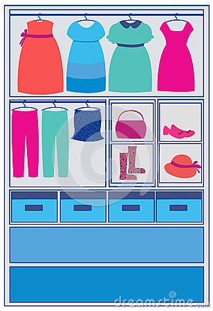 Clothing In Closet Download From Over 26 Million High