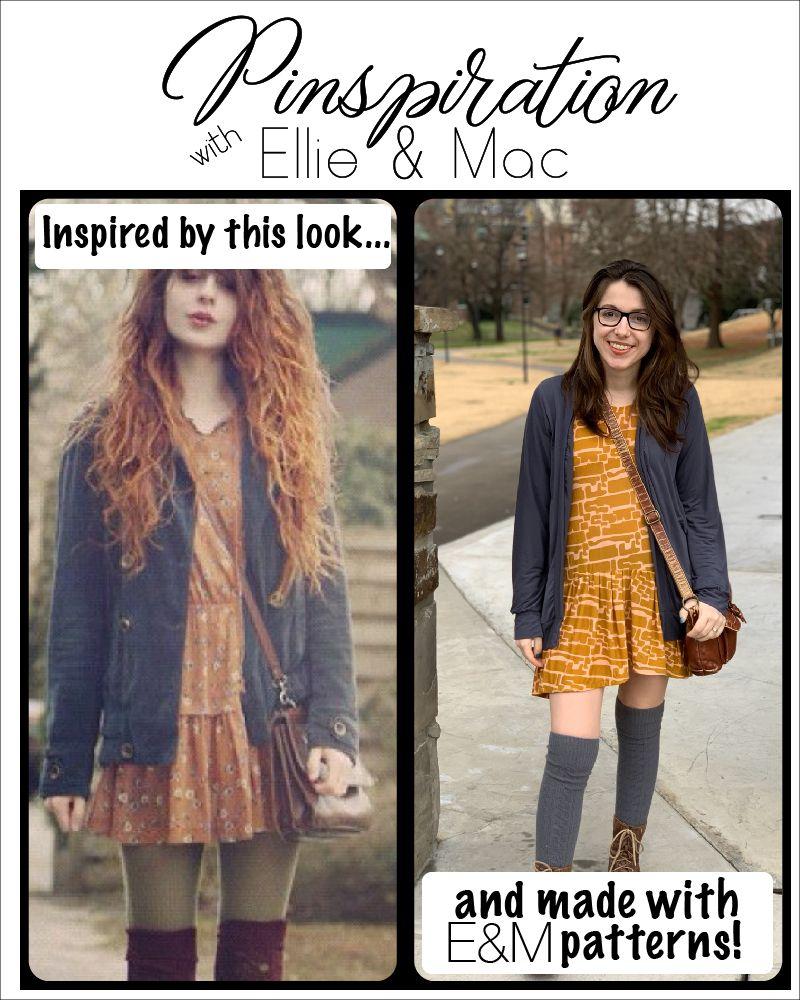 Be Adventurous Tunic Pattern | Women's Style Pieces | Tunic pattern