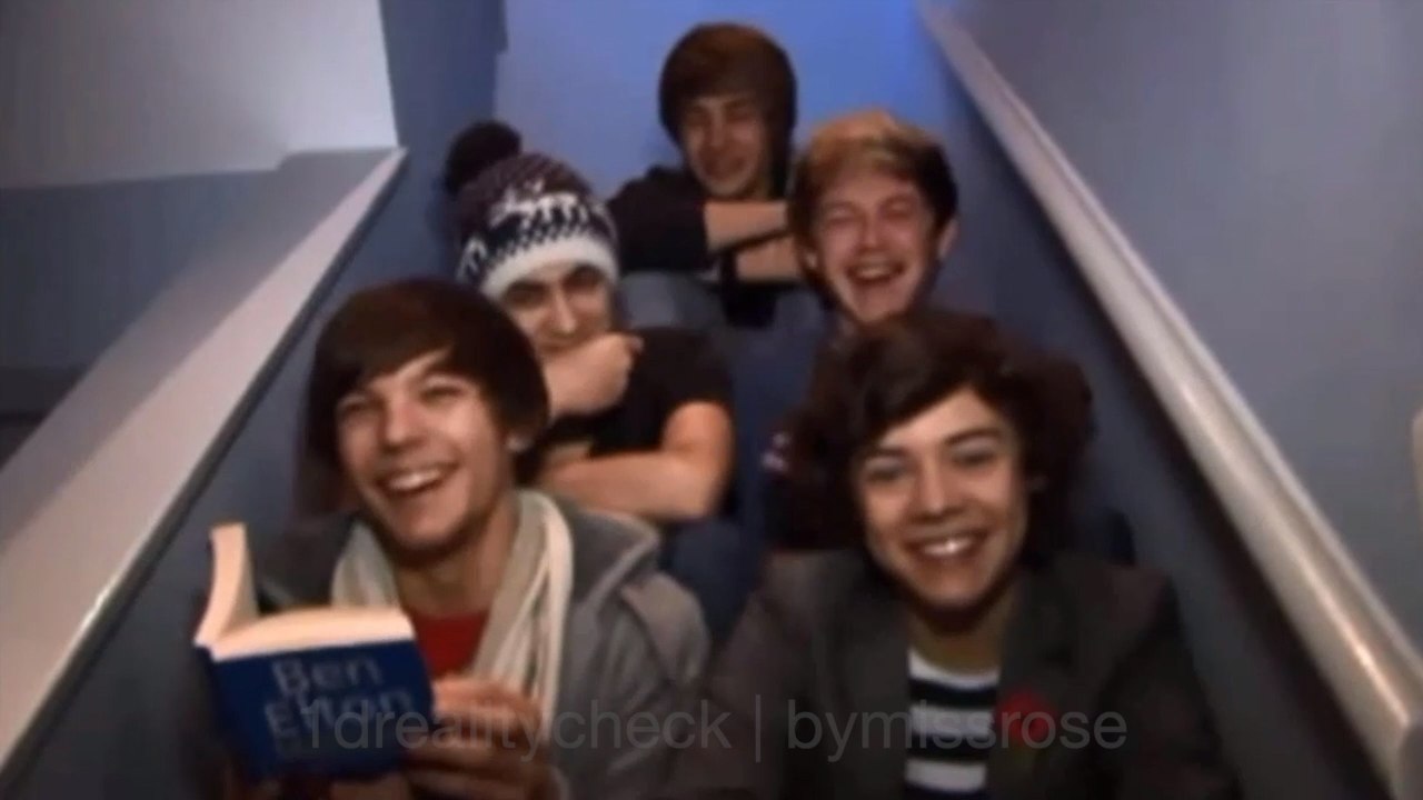 Louis' solo in History : One Direction