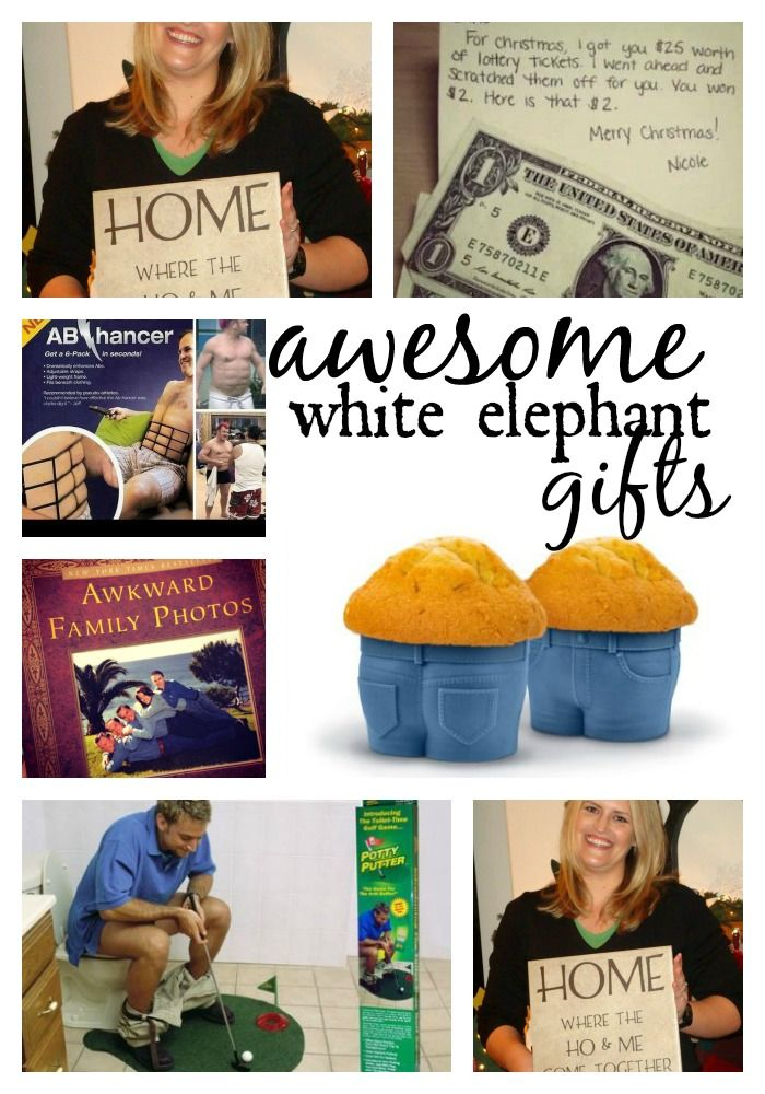 Geschenke des weißen Elefanten | Hobby | Pinterest | Geschenke und ...
