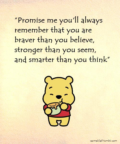Winnie The Pooh # Words Of