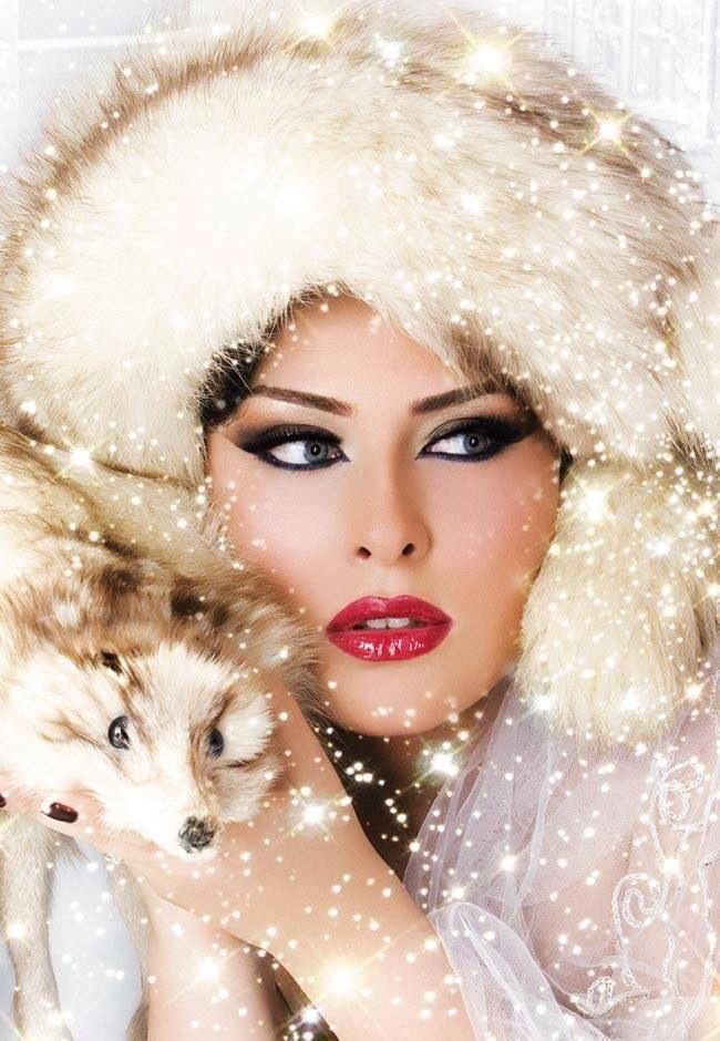 """Rompamos las """"reglas"""" del maquillaje si!!!  Hermoso!!"""