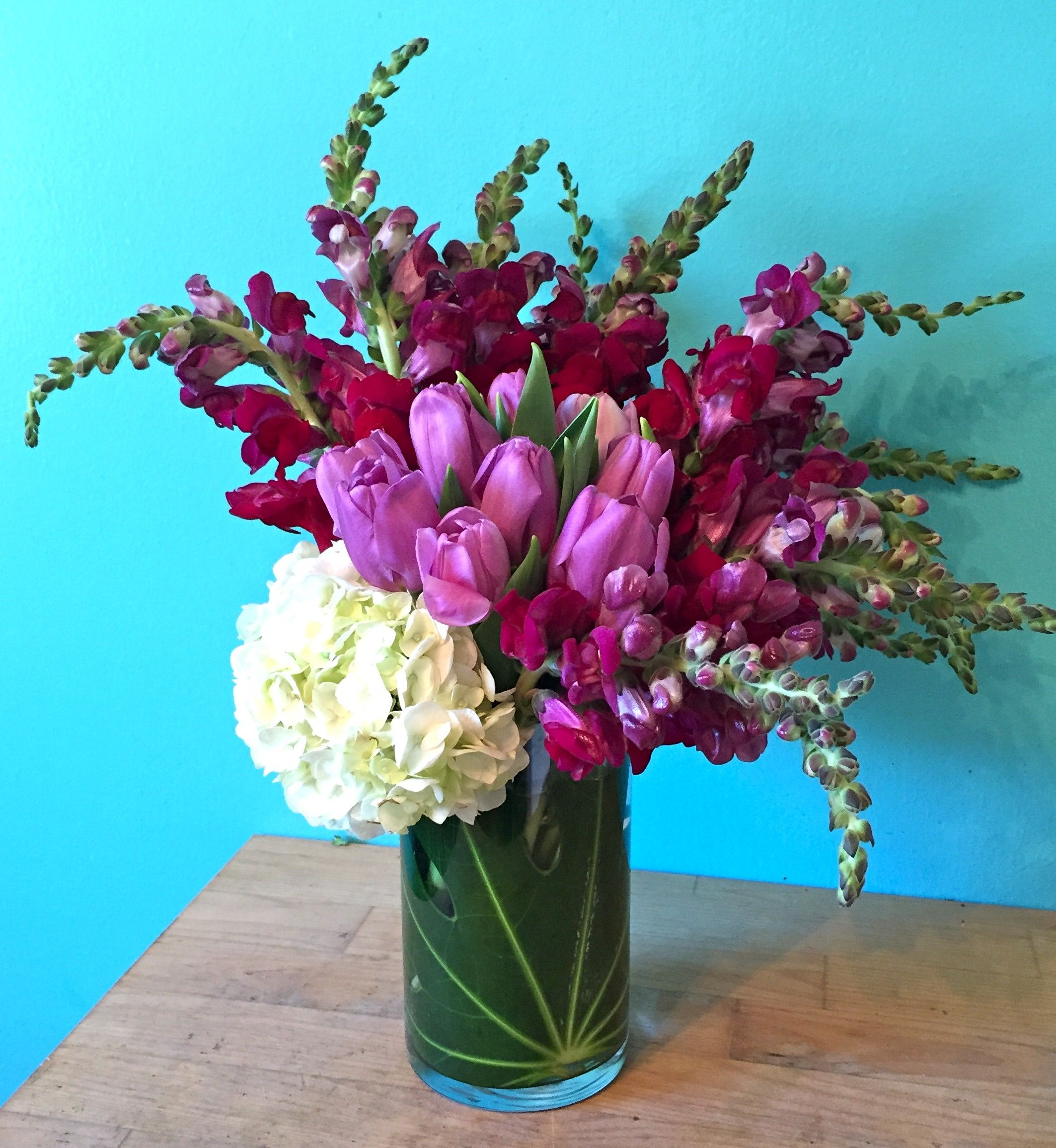 Dream A Little Dream by The Plum Dahlia Flower delivery