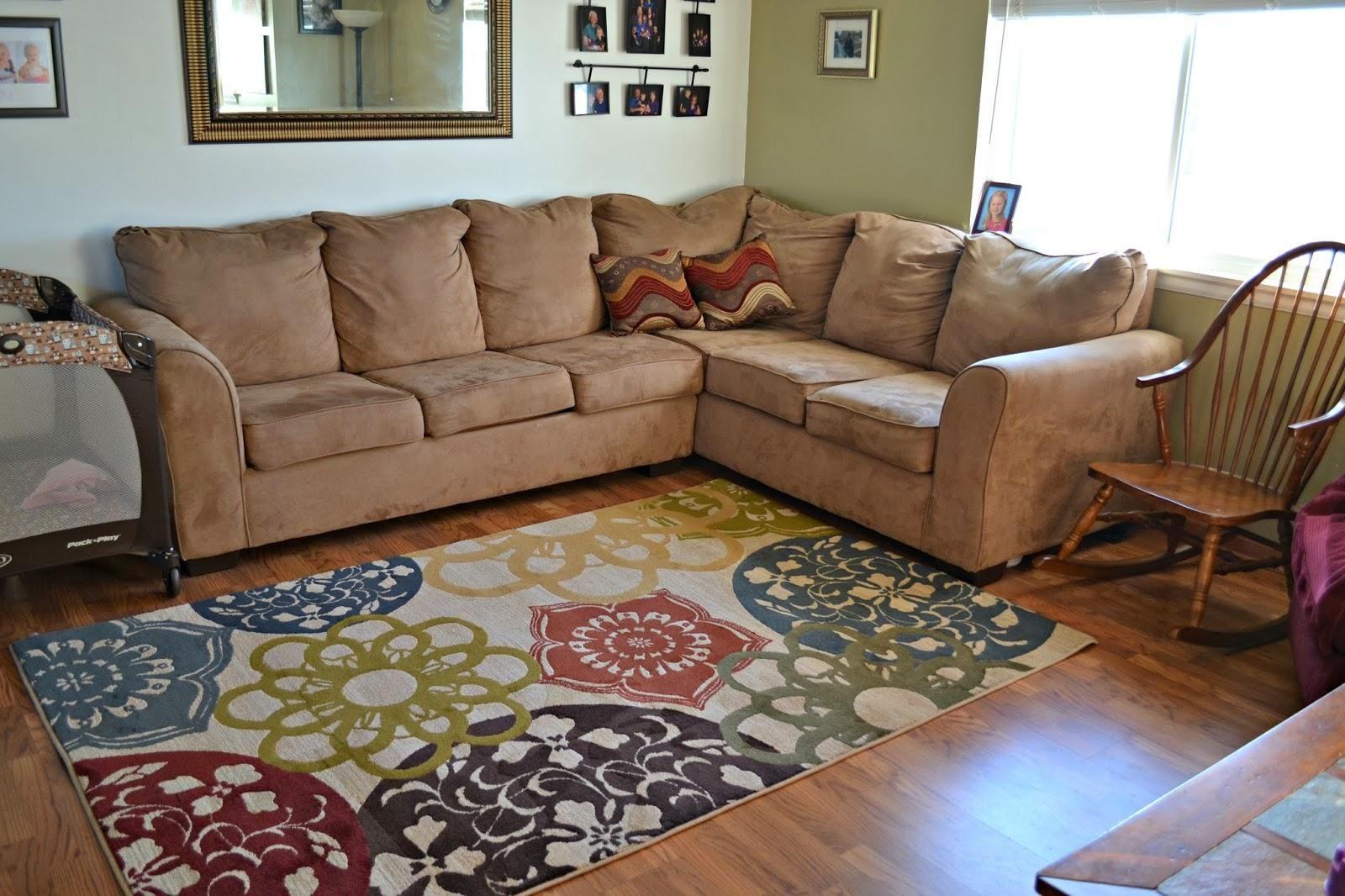 Mohawk Home Rug Review & Giveaway ilovemymohawkrug