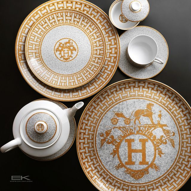 hermes dinnerware - Google Search & hermes dinnerware - Google Search | Home things | Pinterest ...