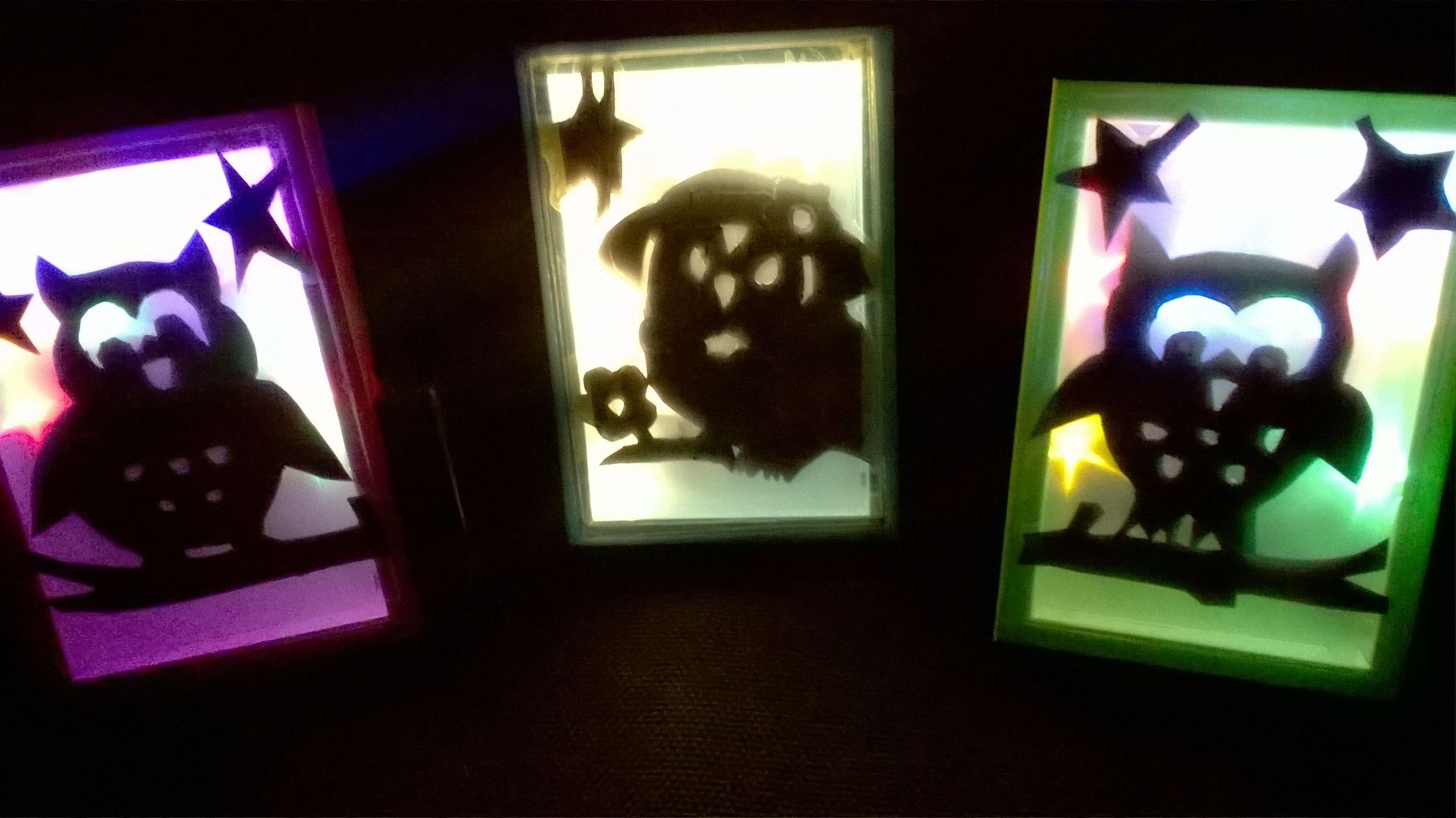 Deutsch Licht Rahmen mit 1 Euro Material Verwendete Materialien ...