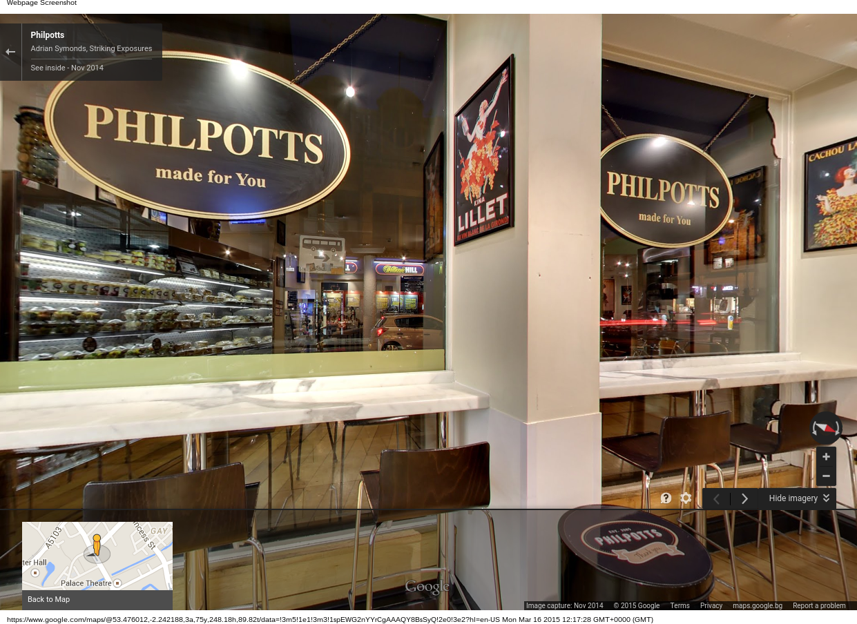 Philpotts, Manchester - Adrian Symonds, StrikingExposures