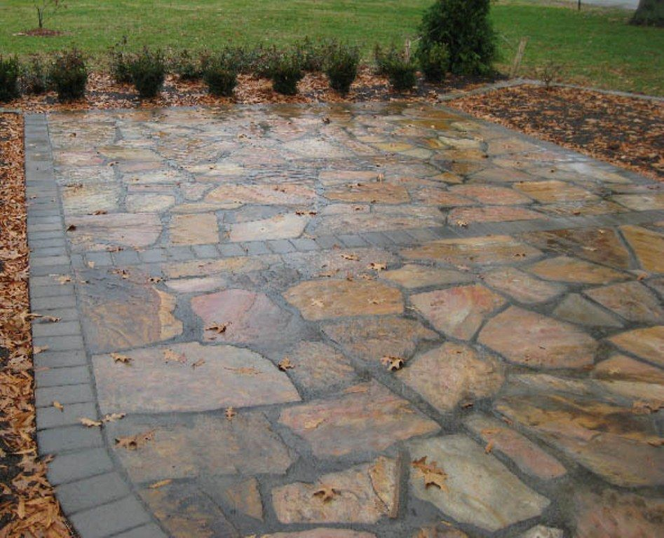 45 best patio designs images on pinterest | patio ideas, stamped ... - Diy Concrete Patio Ideas