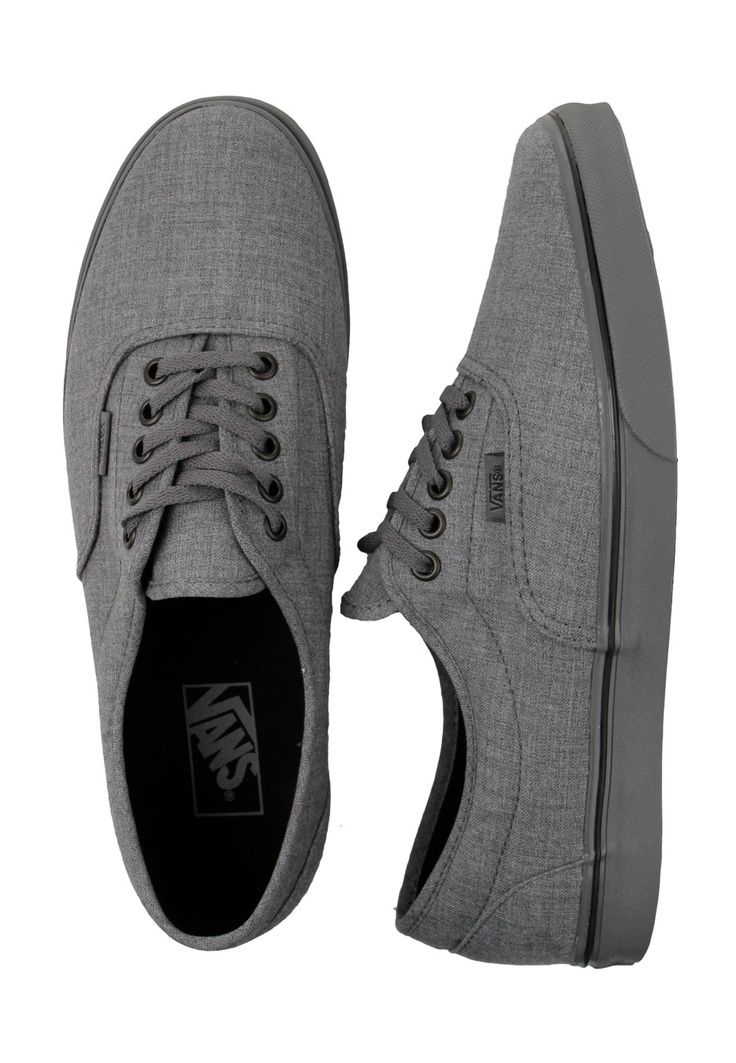 986593a41c Vans LPE in smoked pearl gray.