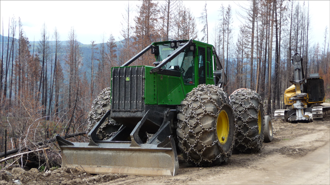 Image Gallery logging equipment
