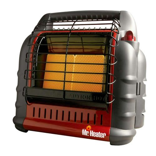 Keep The Mr Heater Big Buddy Indoor Safe Portable Radiant Heater Mh9bx On Hand For Use In Garages Wo Portable Propane Heater Propane Heater Portable Heater