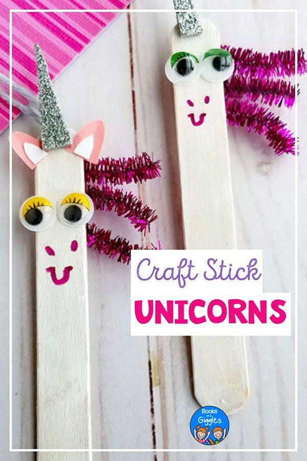 Photo of Unicorn Craft for Kids