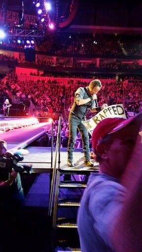 Bruce Springsteen .Opening Night .Jan 16,2016 ..Pgh Pa .