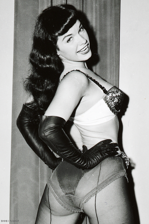 Betty Page Photos: {betty Page} God She Is SO CUTE!!!!