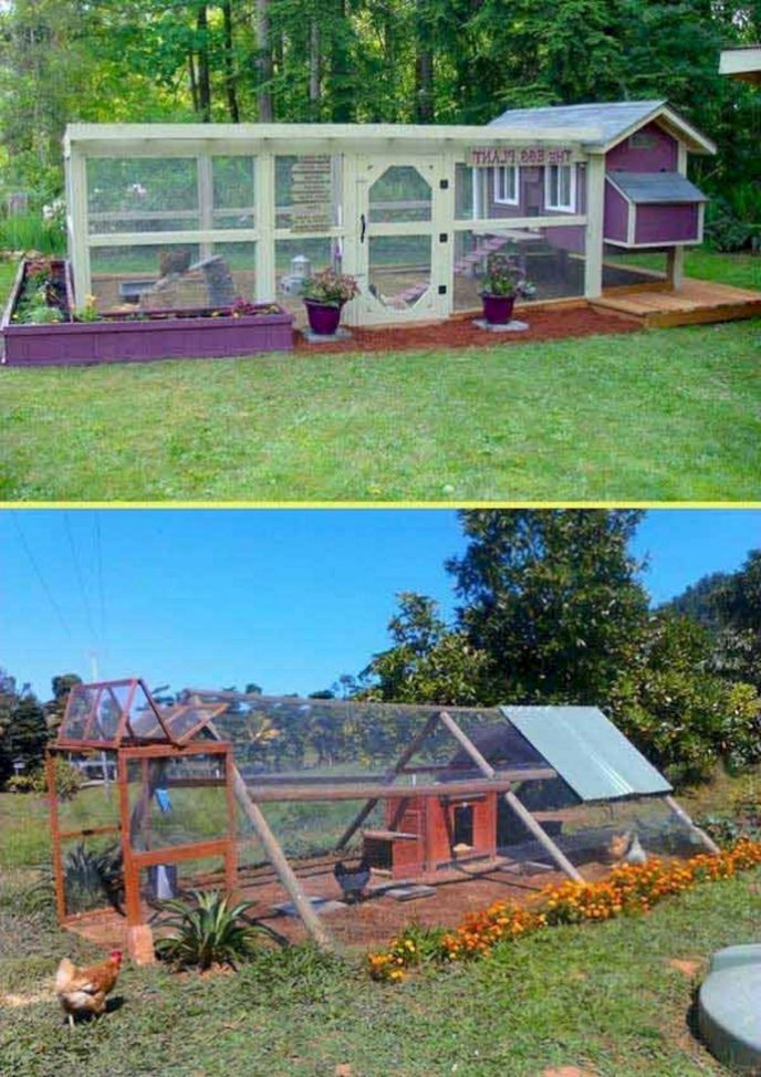 22 Low Budget Diy Backyard Chicken Coop Plans: The Best Creative And Easy DIY Chicken Coops You Need In Your Backyard No 73