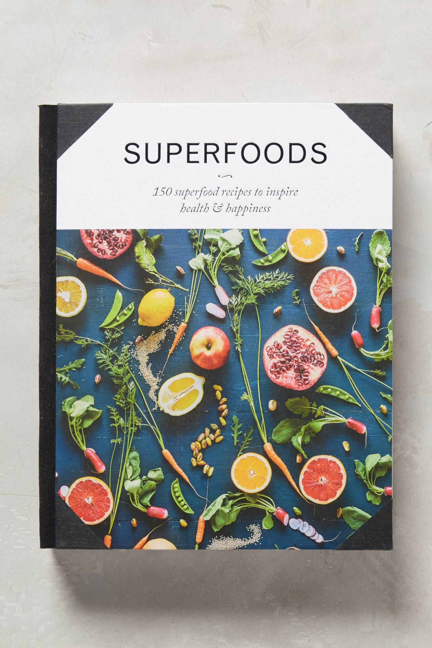 Superfoods Healthy Recipe Books Recipe Book Covers Healthy Cook Books