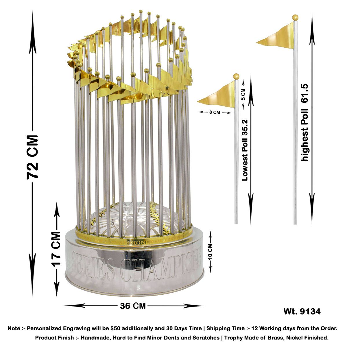 Pin By Jennifer Furley On World Series Champions Mlb Trophy Trophies Awards Guitar Drawing Trophies