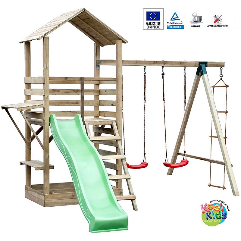 Tchibo Gartenmobel In 2020 Rope Ladder Double Swing Slide