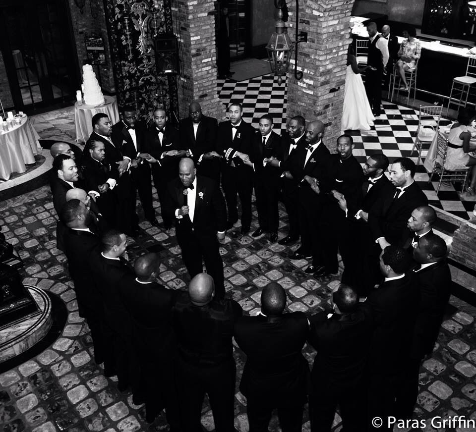 Wedding Altar Selfie: Singing The Morehouse College Hymn With My Brothers At My