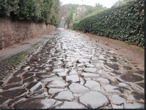 👍 😜 👉 ROMA EL ORIGEN DE LAS CARRETERAS VIDEO DOCUMENTALES INTERESANTES D...