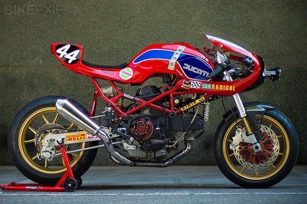 Radical Ducati Monster M900 Ducati Monster Ducati Ducati Motorcycles