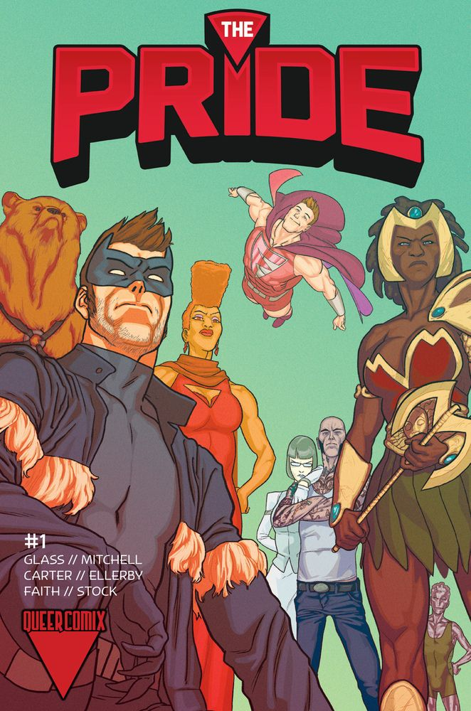Image of The Pride #1