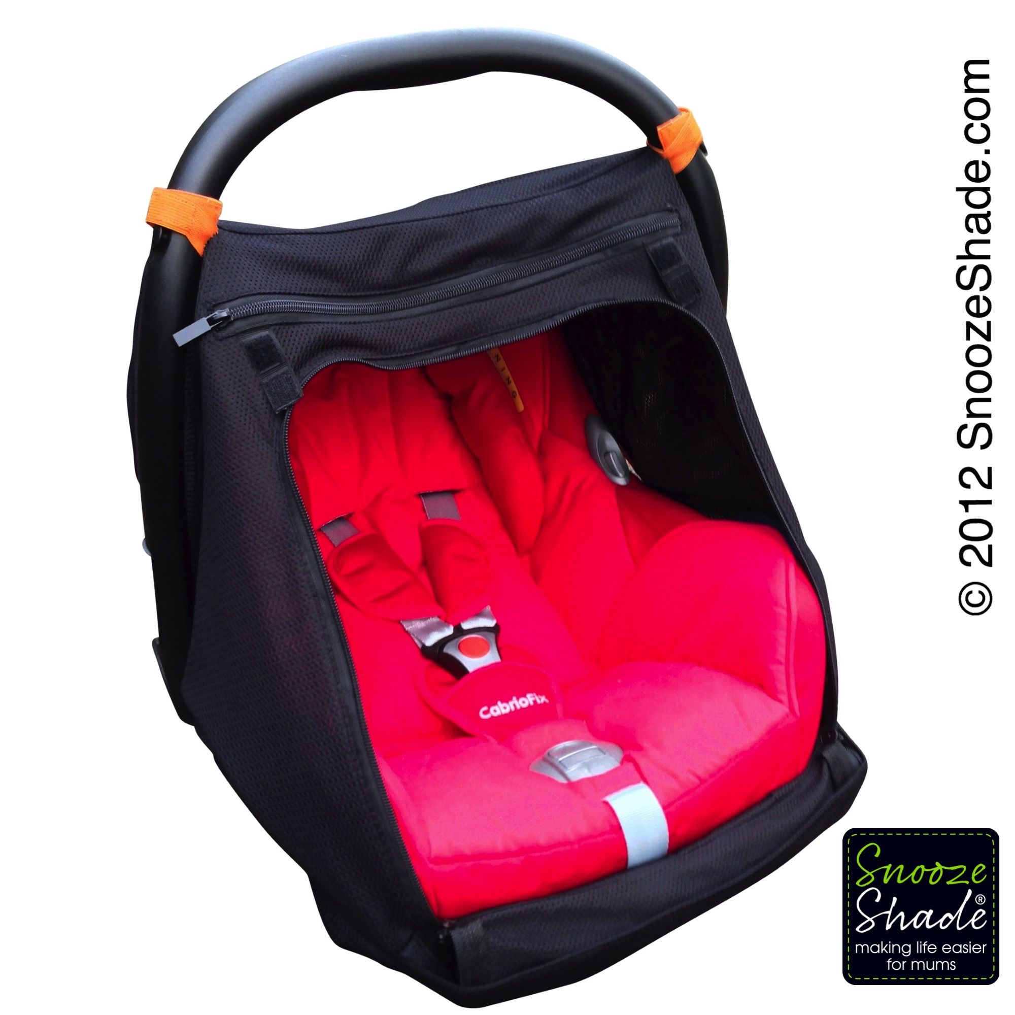 Click here for the Car seat sun shade & portable blackout