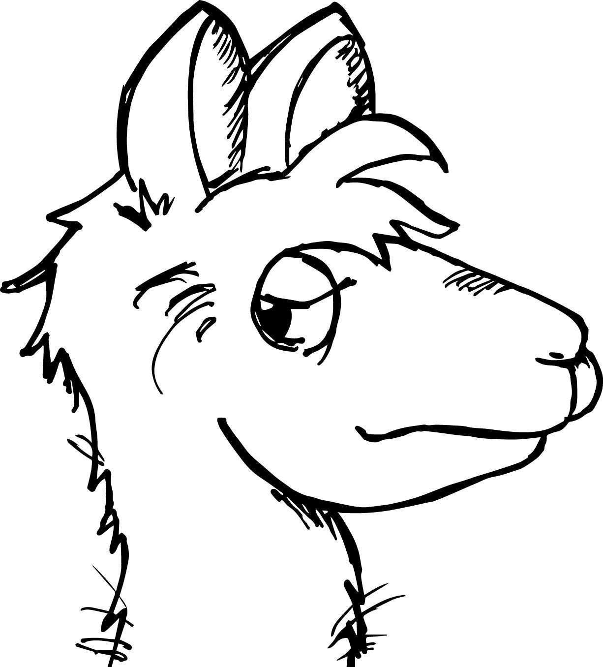 Llamas Love Lettering Worksheets