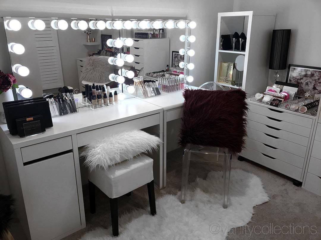 Vanity Collections . Helping to organise beauty rooms and salons