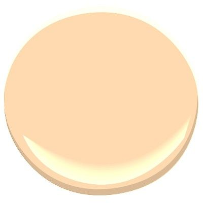 Tangerine Paint Color benjamin moore tangerine mist 129 - used on upper wall of laundry
