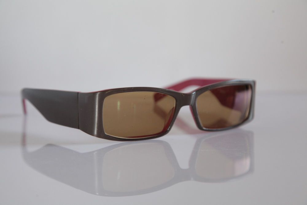 INFACE Eyewear, Brown Frame, Tinted RX-Able Prescription Lenses ...