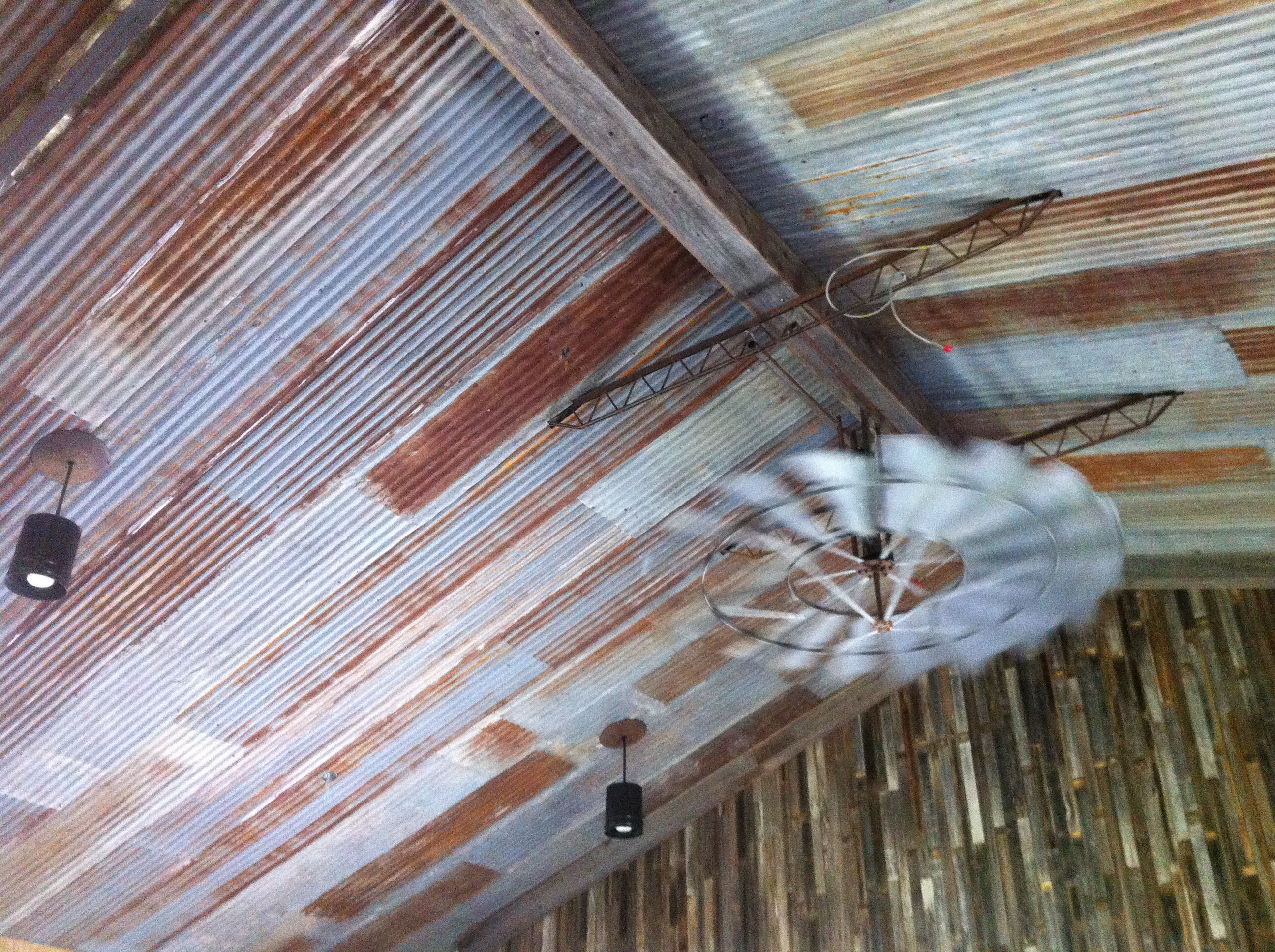 8 windmill ceiling fan for our living room This fan was made by