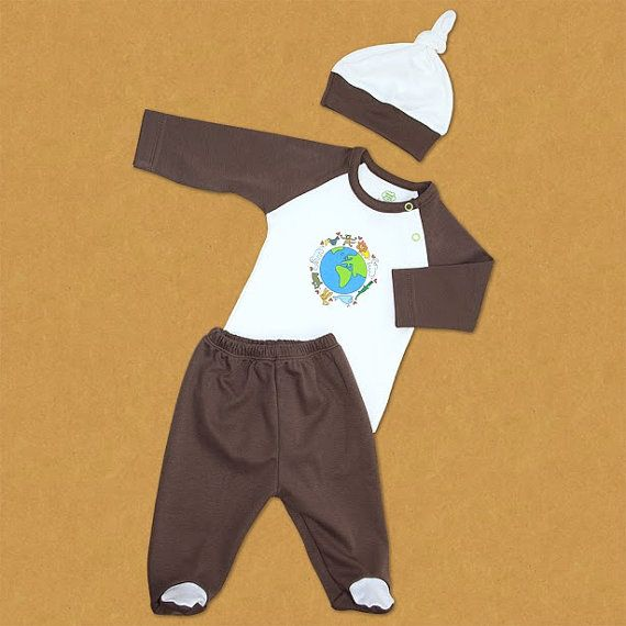 Set Designer Babies From Organic Cotton For 36 By Rockbabies