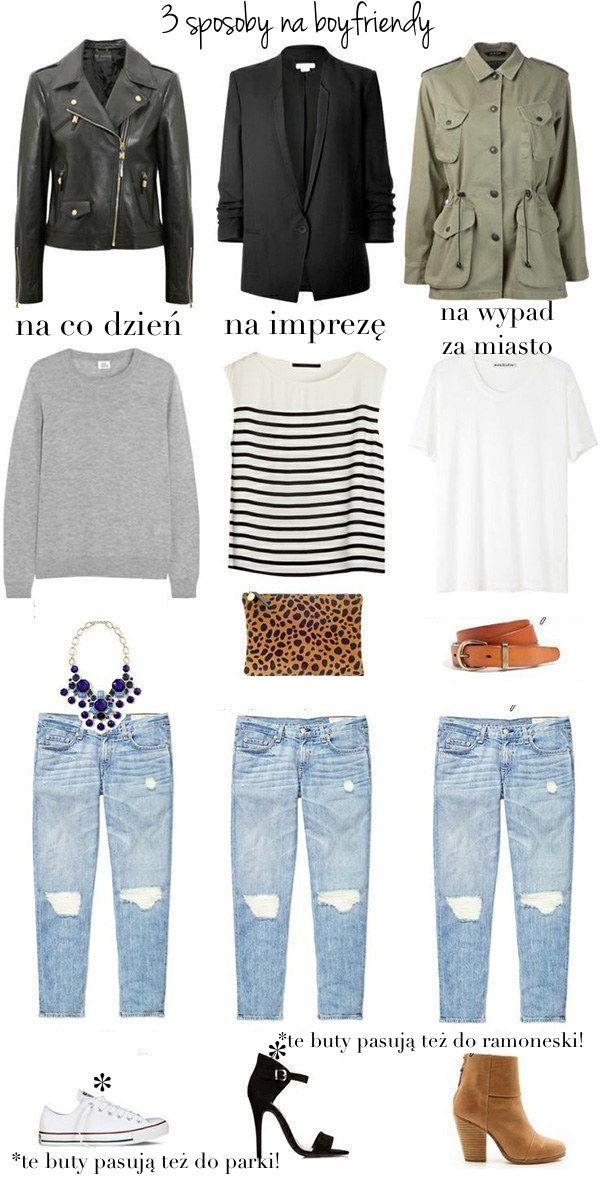 Jak Nosic Spodnie Boyfriendy Trzy Gotowe Propozycje Zeberka Pl Boyfriend Jeans Style Fashion Boyfriend Jeans