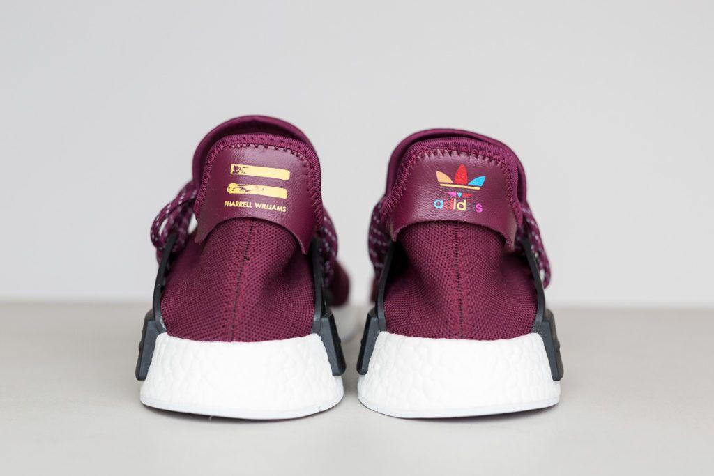 Pharrell Williams x adidas HU NMD Friends Family Chaussures