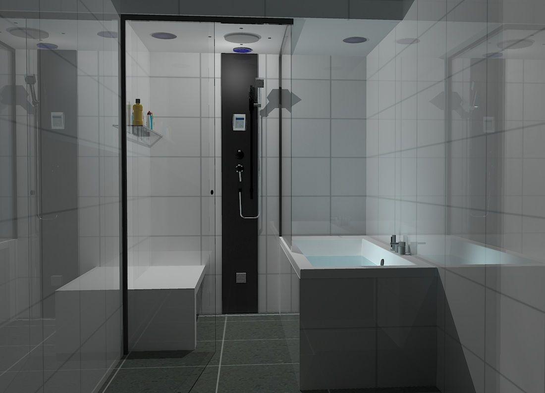 Douche naast bad google zoeken doucheglas