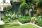 48 Modern French Country Garden Decor Ideas  48 Modern French Country Garden Decor Ideas