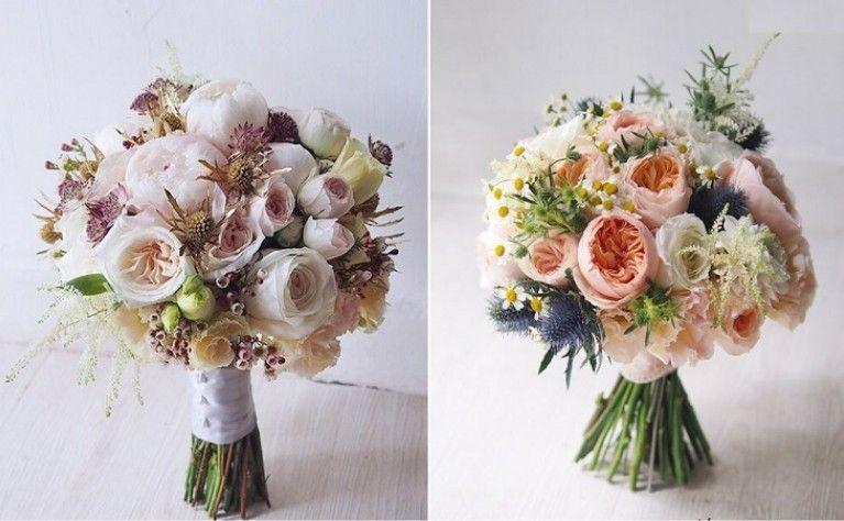 Kilka Pomyslow Na Jesienny Bukiet Slubny Floral Floral Wreath Wreaths
