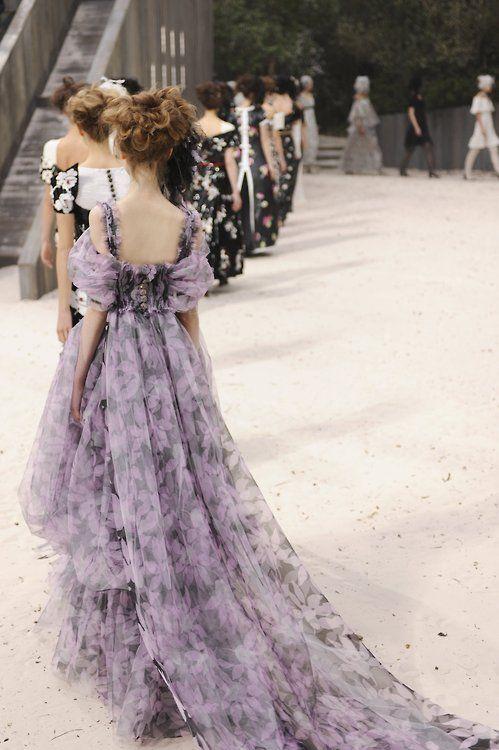 Chanel Haute Couture S/S 13 Finale