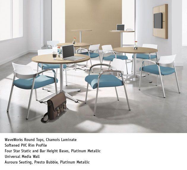National aurora | SEI/TLC Retina Institute | Dining chairs