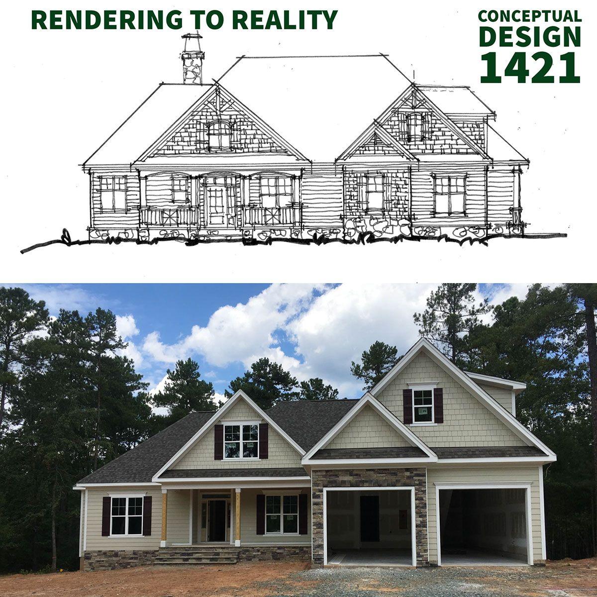 house conceptual design - Conceptual Design House