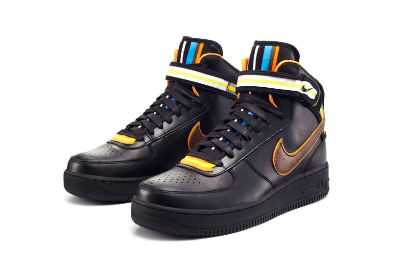 save off d2b5f 5cd65 Riccardo Tisci Breaks Down the Nike + R.T. Air Force 1 Collection