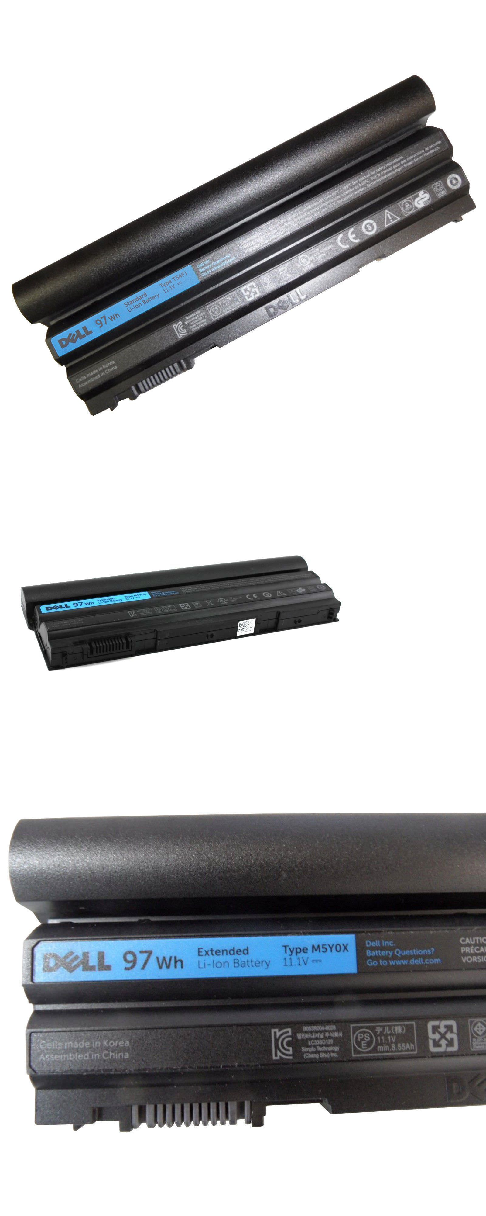 Laptop Batteries 14295: Genuine M5y0x Battery For Dell