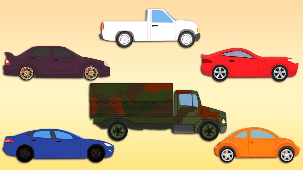 Машинки Сборка автомобиля Мультфильм для детей ...