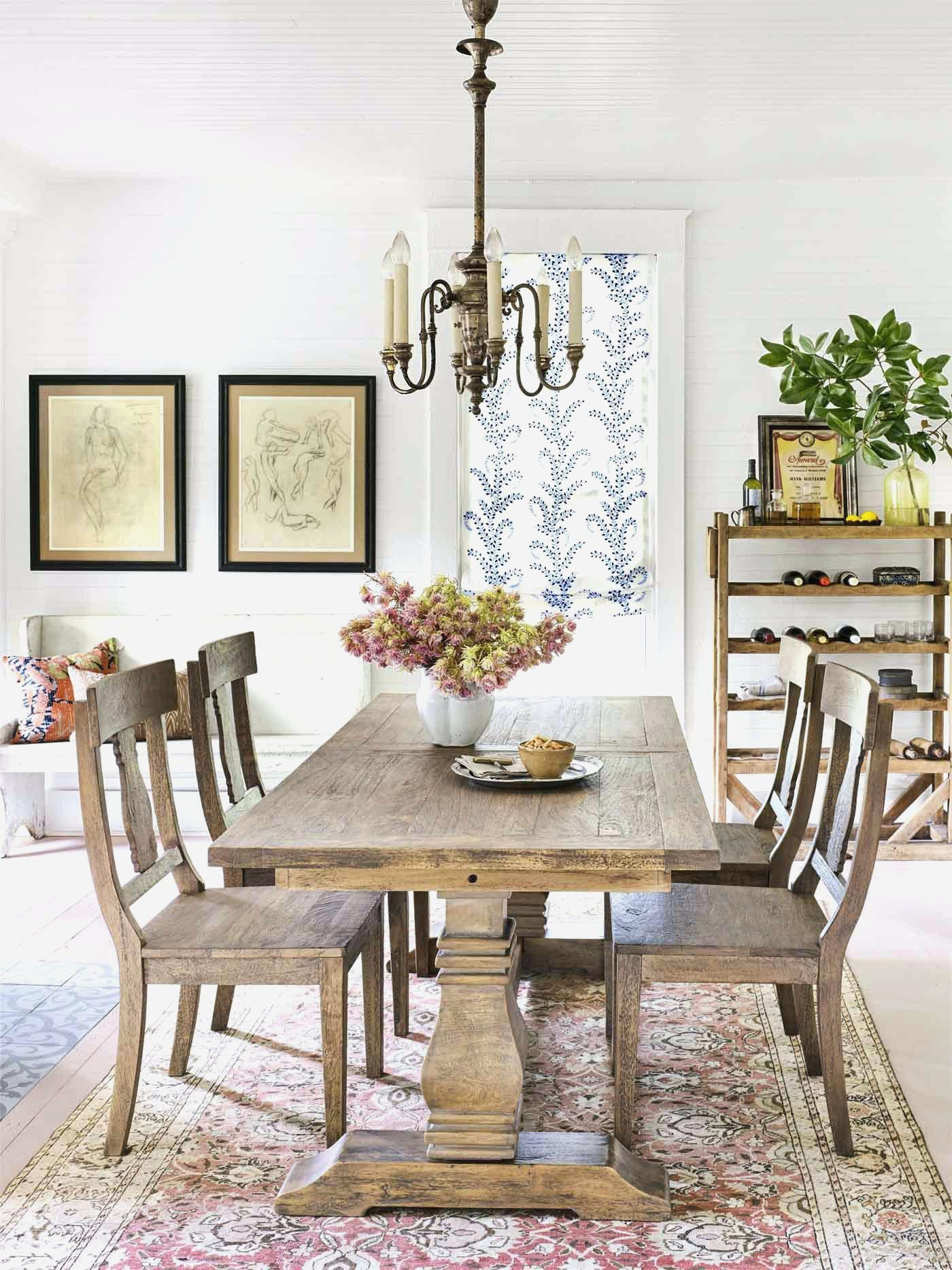 16 Southern Living Dining Rooms Regarding Southern Dining Rooms